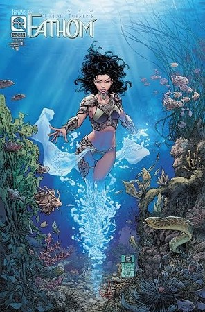 All New Fathom Vol 6 # 1 Cover D