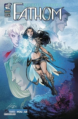 Fathom Vol 7 # 6 Cover A