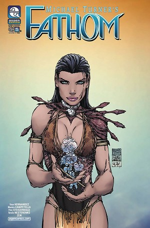 Fathom Vol 8 # 5 Cover B