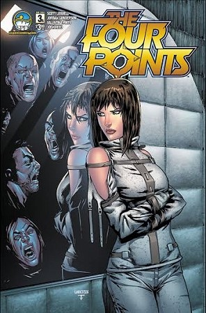 The Four Points # 3 Cover A