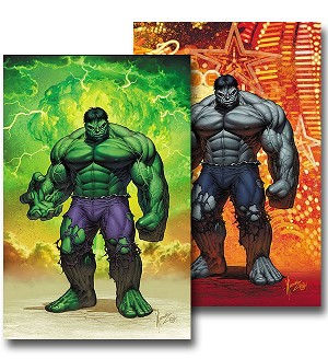 Immortal Hulk #20 Keown Aspen Virgin Exclusive Set of 2