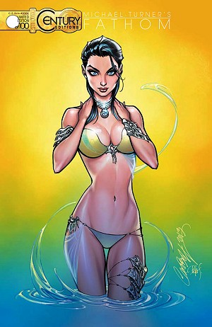 ACE (Aspen Century Edition) SDCC 2013 All New Fathom # 1 Campbell