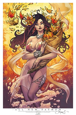 Aspen Comics Black Friday 2013 Print