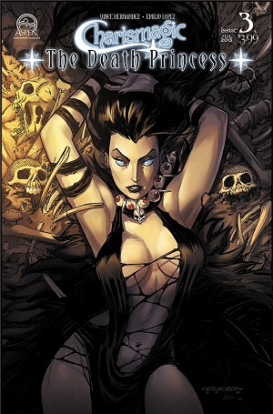 Charismagic The Death Princess #3 Cover A