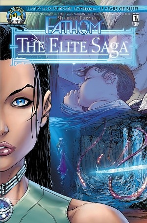 Fathom Elite Saga # 1 Cover B