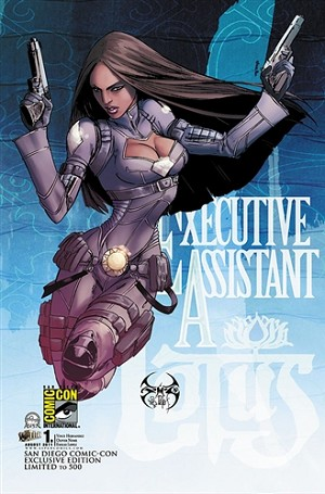 Executive Assistant Lotus # 1 SDCC Exclusive