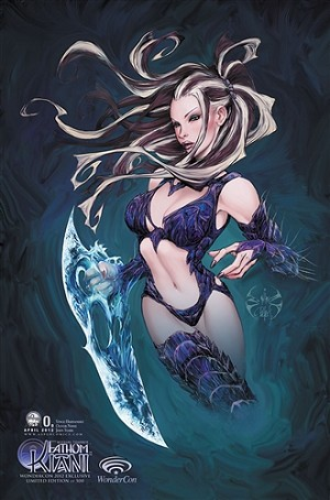 Fathom Kiani Vol 2 # 0 Cover D WonderCon 2012 VF