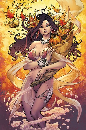 All New Fathom # 4 Black Friday Exclusive - VF/NM