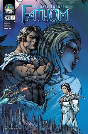 Fathom Vol 3 # 4 Cover D