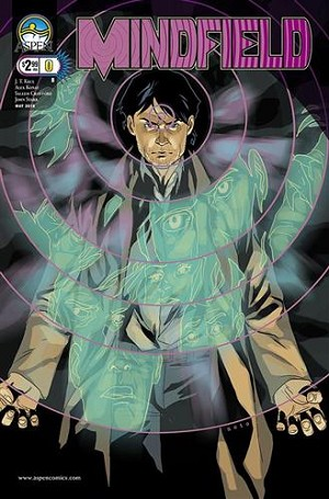 Mindfield # 0 Cover B Noto