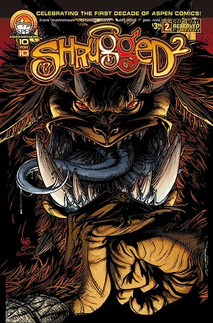 Shrugged Vol 2 # 2 Cover B