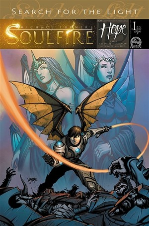 Soulfire Hope # 1 Cover B Varese