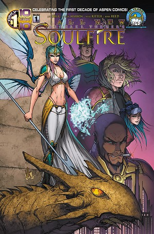 All New Soulfire # 1 Cover A