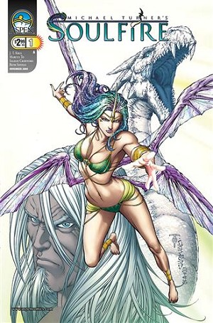 Soulfire Vol 2 # 1 Cover A To