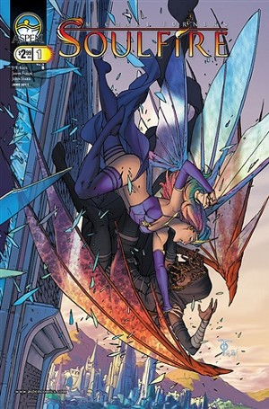 Soulfire Vol 3 # 1 Cover B To