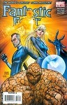 Fantastic Four #553 Turner