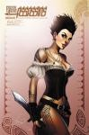 Executive Assistant Assassins # 4 Cover C Pirate