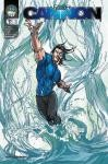 Fathom Cannon Hawke # 2 Cover A - Signed by Michael Turner