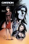 Fathom Cannon Hawke # 2 Wizard World Texas Cover - Signed By Michael Turner