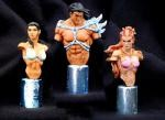 Fathom Mini Bust Signature Series Set of 3