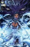 Fathom Vol 2 # 1 Cover B Turnbull -VF- Signed by Michael Turner