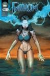 Fathom Vol 3 # 9 Garza Cover