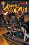 Legend of the Shadow Clan # 2 Cover A