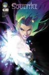 Soulfire # 4 Cover D Turner