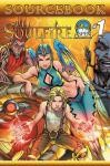 Soulfire Sourcebook # 1 Cover A