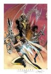 Soulfire Vol 2 # 4 Cover A Print
