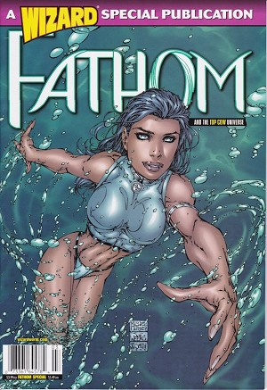 Wizard Special Fathom and the Top Cow Universe