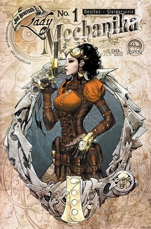 Lady Mechanika # 1 Cover A