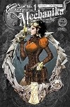 Lady Mechanika # 1 Cover R 3rd Printing