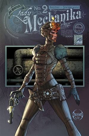 Lady Mechanika # 2 SDCC Exclusive