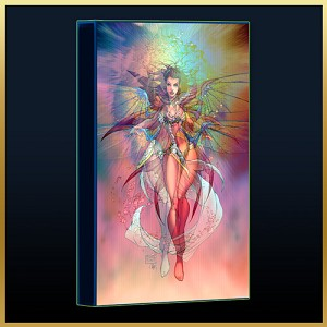 Michael Turner Creations Lenticular Slipcase