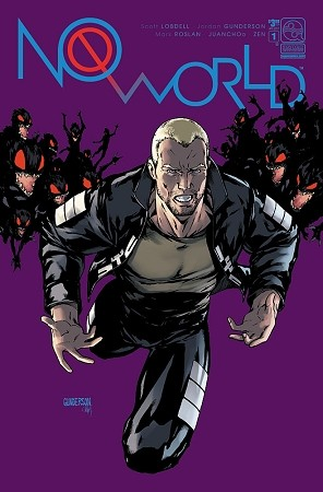 No World # 1 Cover B