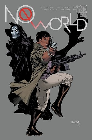 No World # 1 Cover D