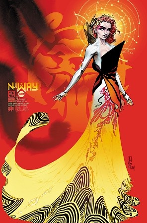 Nu Way # 1 SDCC 2018 Exclusive