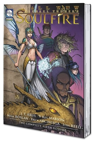 All New Soulfire Vol 5 Pandemonium TPB