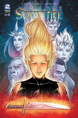 All New Soulfire Vol 6 # 7 Cover A