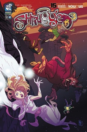 Shrugged Vol 3 # 2 Cover B