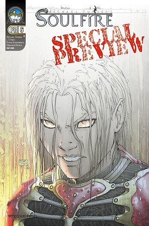 Shrugged! / Soulfire #6 Preview