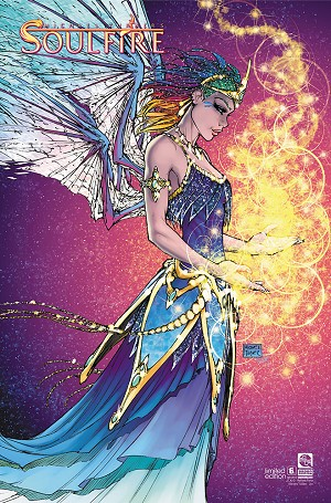 Soulfire Vol 8 # 6 Cover C