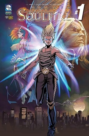 All New Soulfire Vol 6 # 1 Cover A