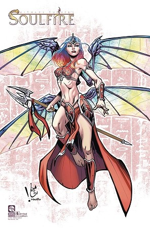 Soulfire Vol 7 # 6 Cover C