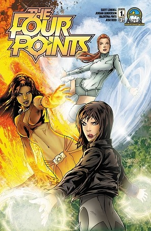 The Four Points # 1 Cover A