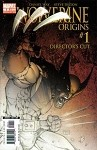 Wolverine Origins #1 Turner Director's Cut Variant
