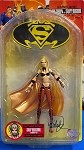 Superman Batman Series 2 Dark Supergirl Action Figure - Signed by Michael Turner