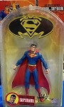 Superman Batman Series 2 Superman Action Figure - Signed by Michael Turner