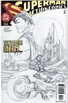 Action Comics #812 Godfall Part 1 of 6 Turner Sketch Variant